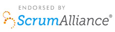 Endorsed by Scrum Alliance