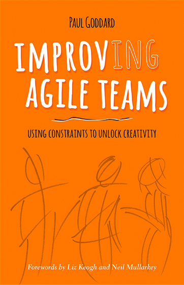 Improving agile teams book cover