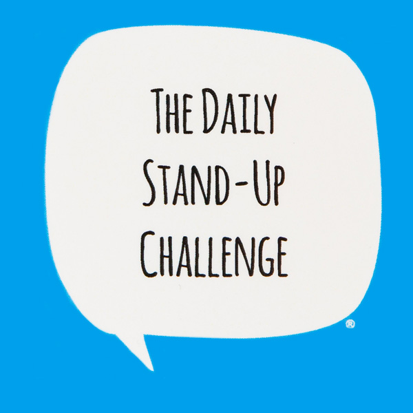 the daily standup challenge